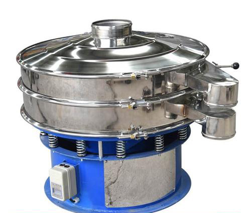 超声波振动筛的氢氧化锂使用案例